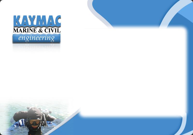 Kaymac Marine Amp Civil Engineering